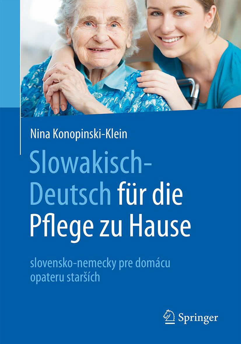 Konopinski-Klein, Nina - Slowakisch-Deutsch für die Pflege zu Hause, e-kirja