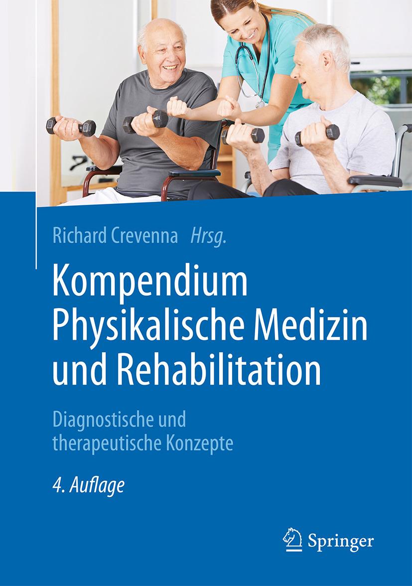 Crevenna, Richard - Kompendium Physikalische Medizin und Rehabilitation, ebook