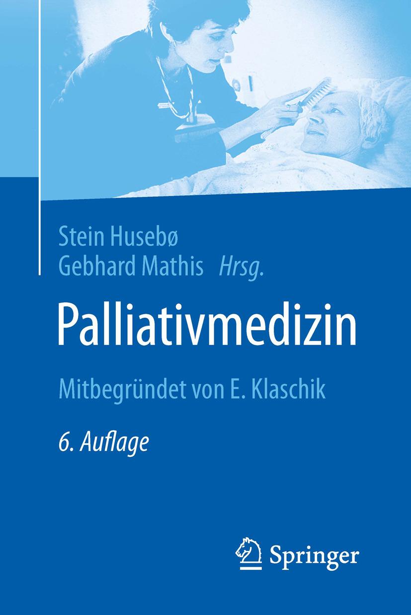 Husebø, Stein - Palliativmedizin, ebook