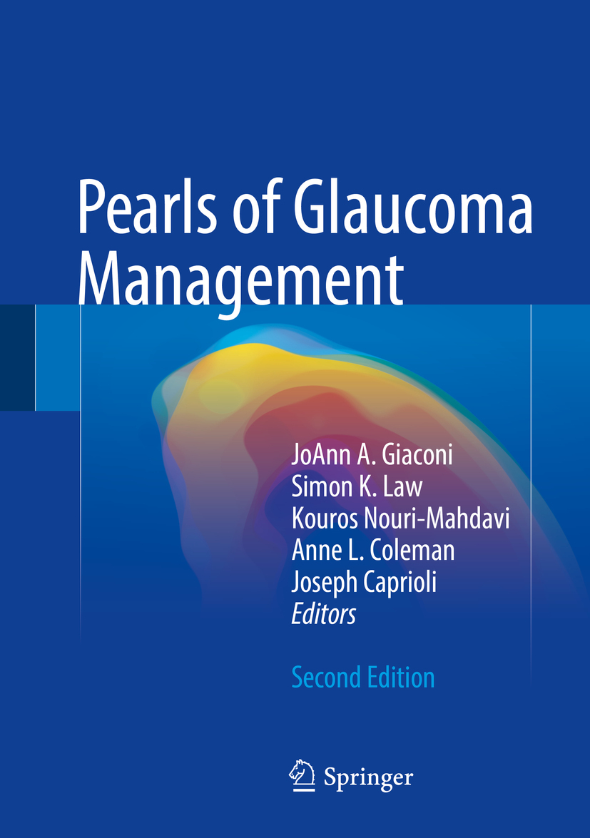 Caprioli, Joseph - Pearls of Glaucoma Management, ebook