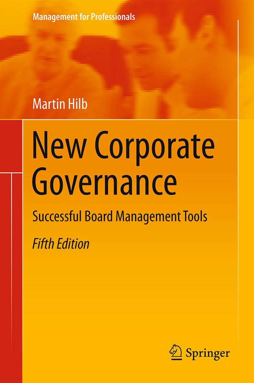 Hilb, Martin - New Corporate Governance, ebook