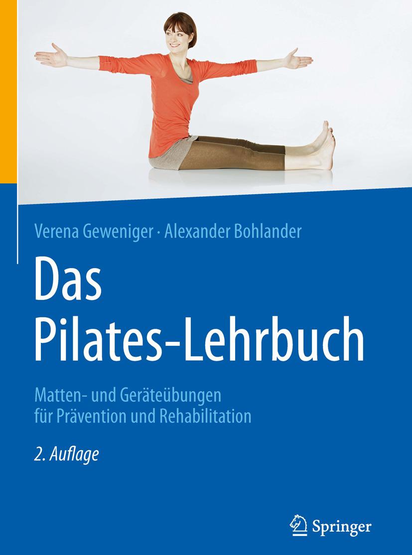 Bohlander, Alexander - Das Pilates-Lehrbuch, e-kirja