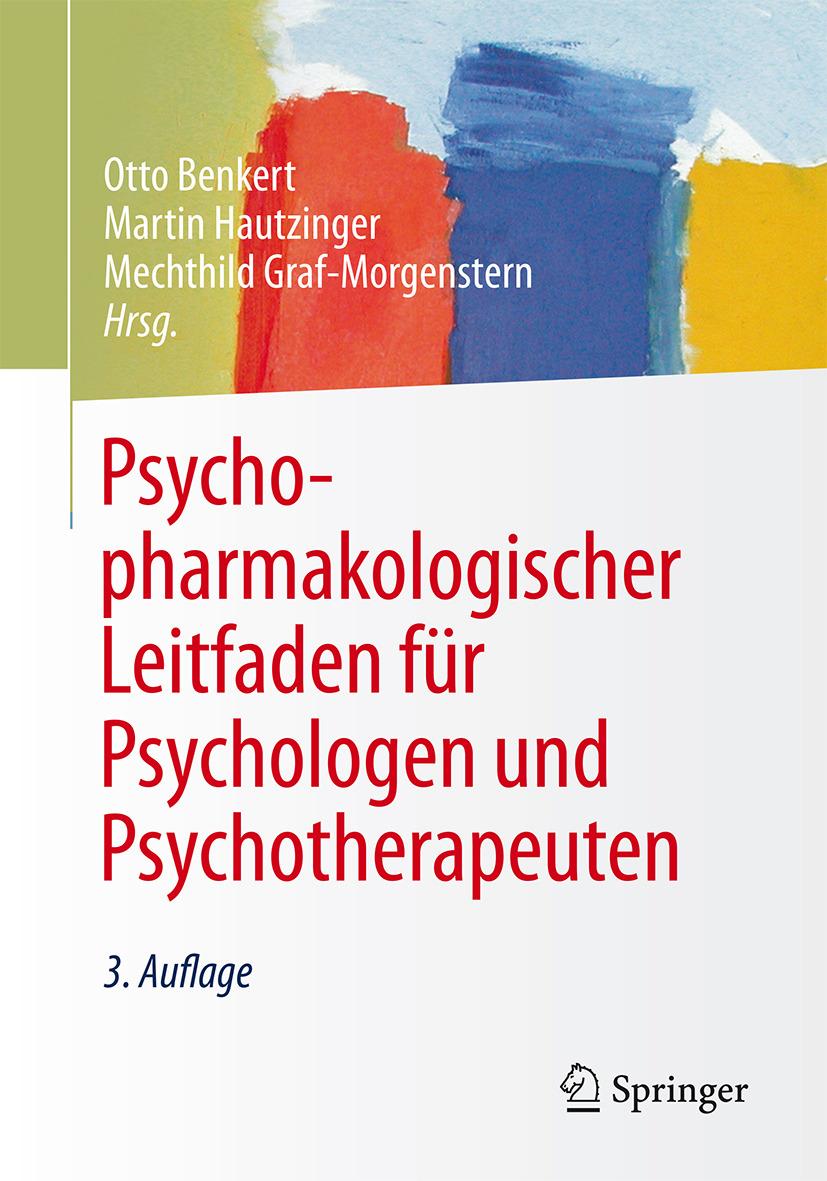 Benkert, Otto - Psychopharmakologischer Leitfaden für Psychologen und Psychotherapeuten, ebook