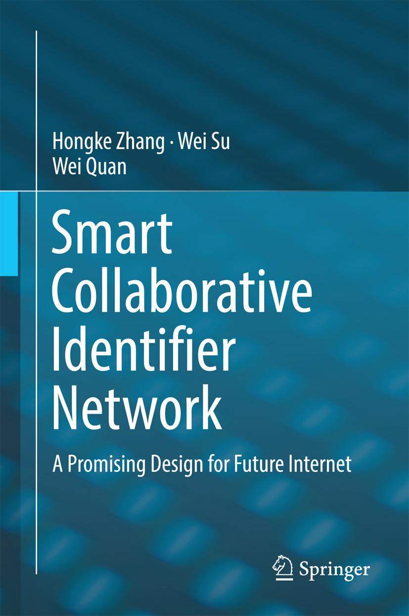 Quan, Wei - Smart Collaborative Identifier Network, ebook