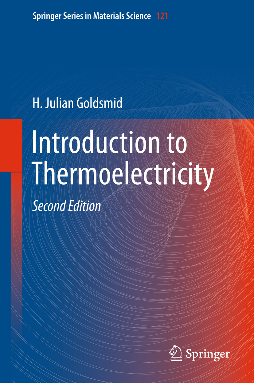 Goldsmid, H. Julian - Introduction to Thermoelectricity, ebook