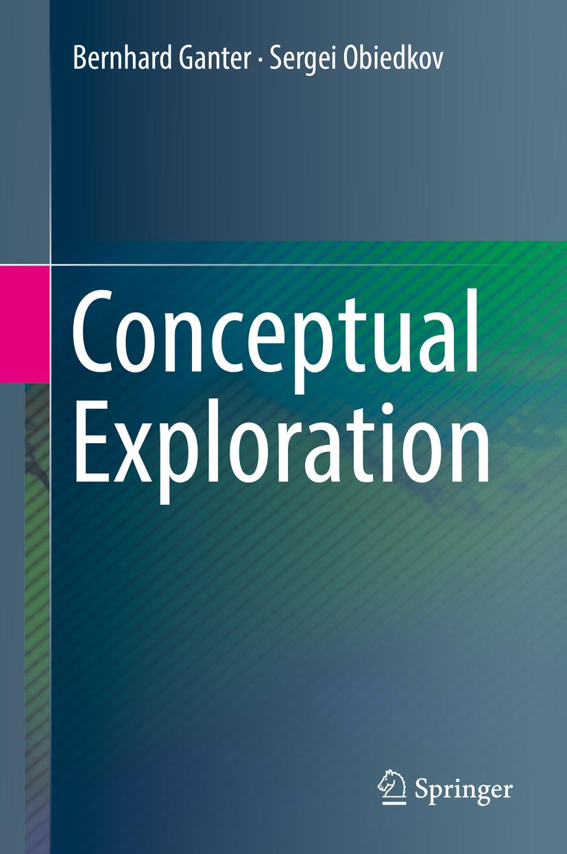 Ganter, Bernhard - Conceptual Exploration, ebook