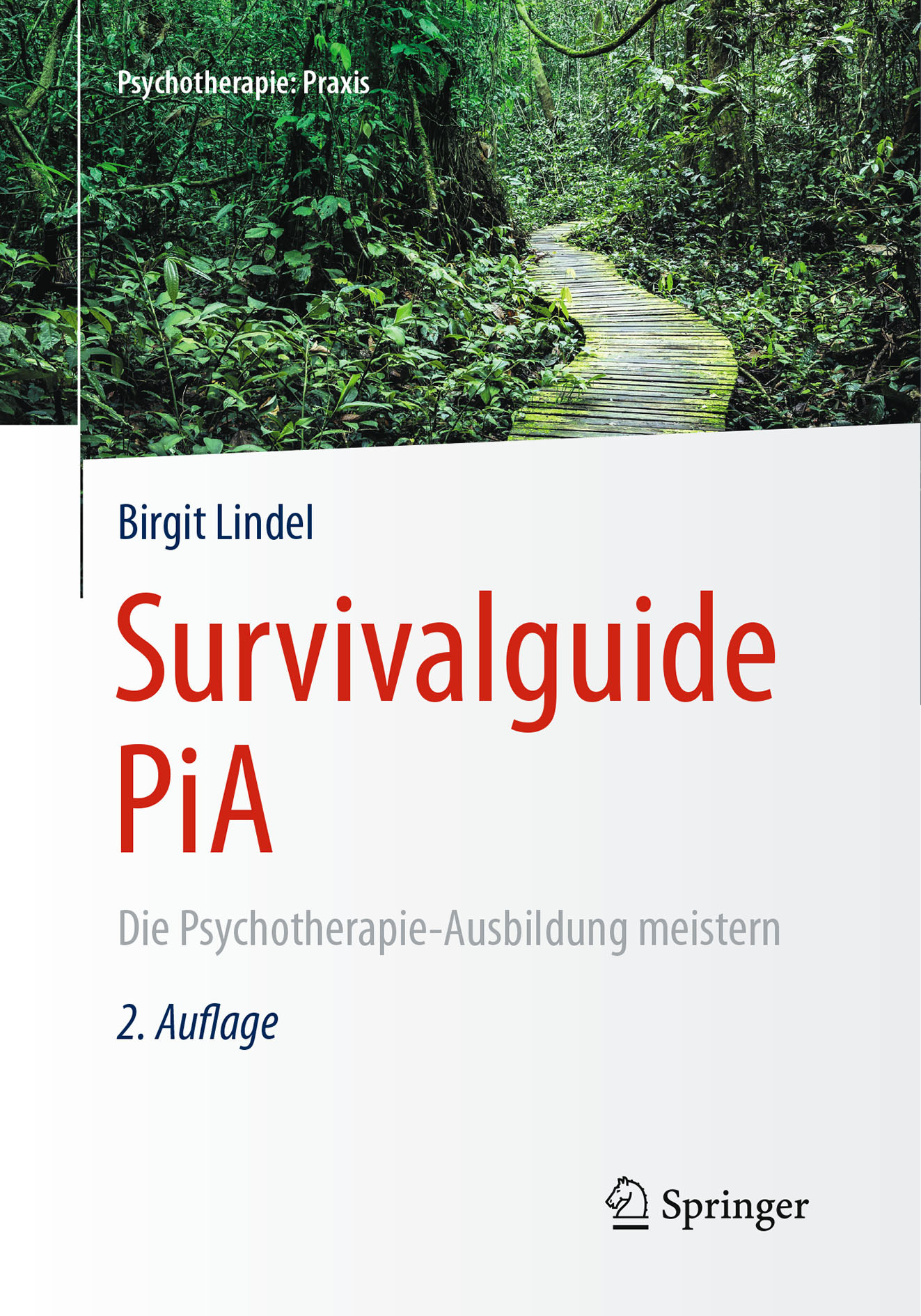Lindel, Birgit - Survivalguide PiA, ebook