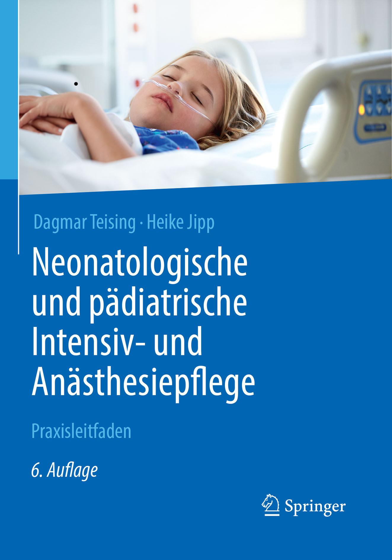 Jipp, Heike - Neonatologische und pädiatrische Intensiv- und Anästhesiepflege, ebook