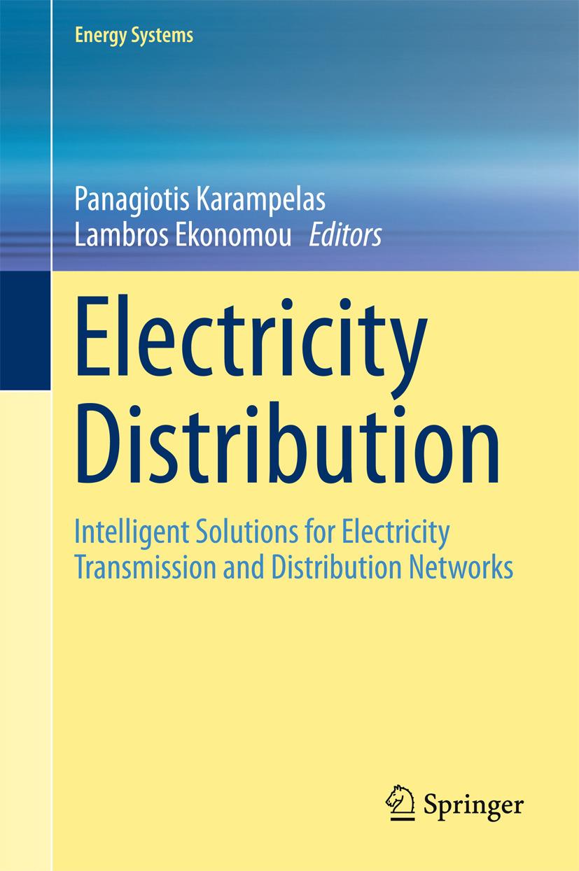Ekonomou, Lambros - Electricity Distribution, ebook
