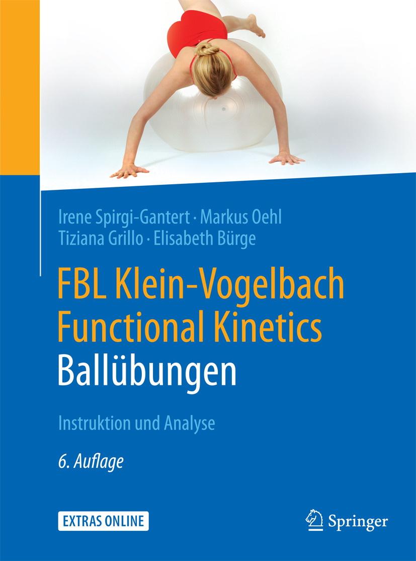 Spirgi-Gantert, Irene - FBL Klein-Vogelbach Functional Kinetics: Ballübungen, ebook