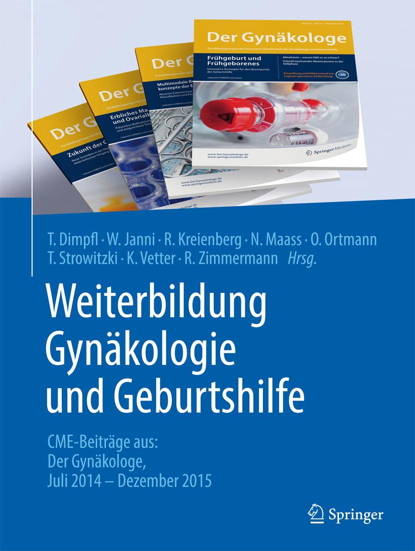 Dimpfl, Thomas - Weiterbildung Gynäkologie und Geburtshilfe, ebook