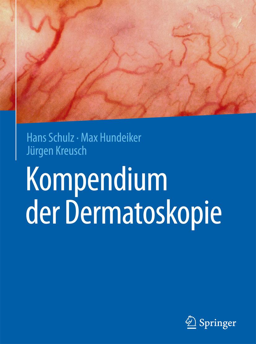 Hundeiker, Max - Kompendium der Dermatoskopie, ebook