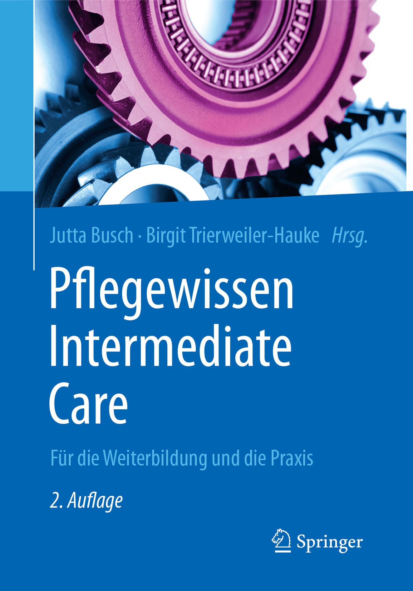 Busch, Jutta - Pflegewissen Intermediate Care, ebook