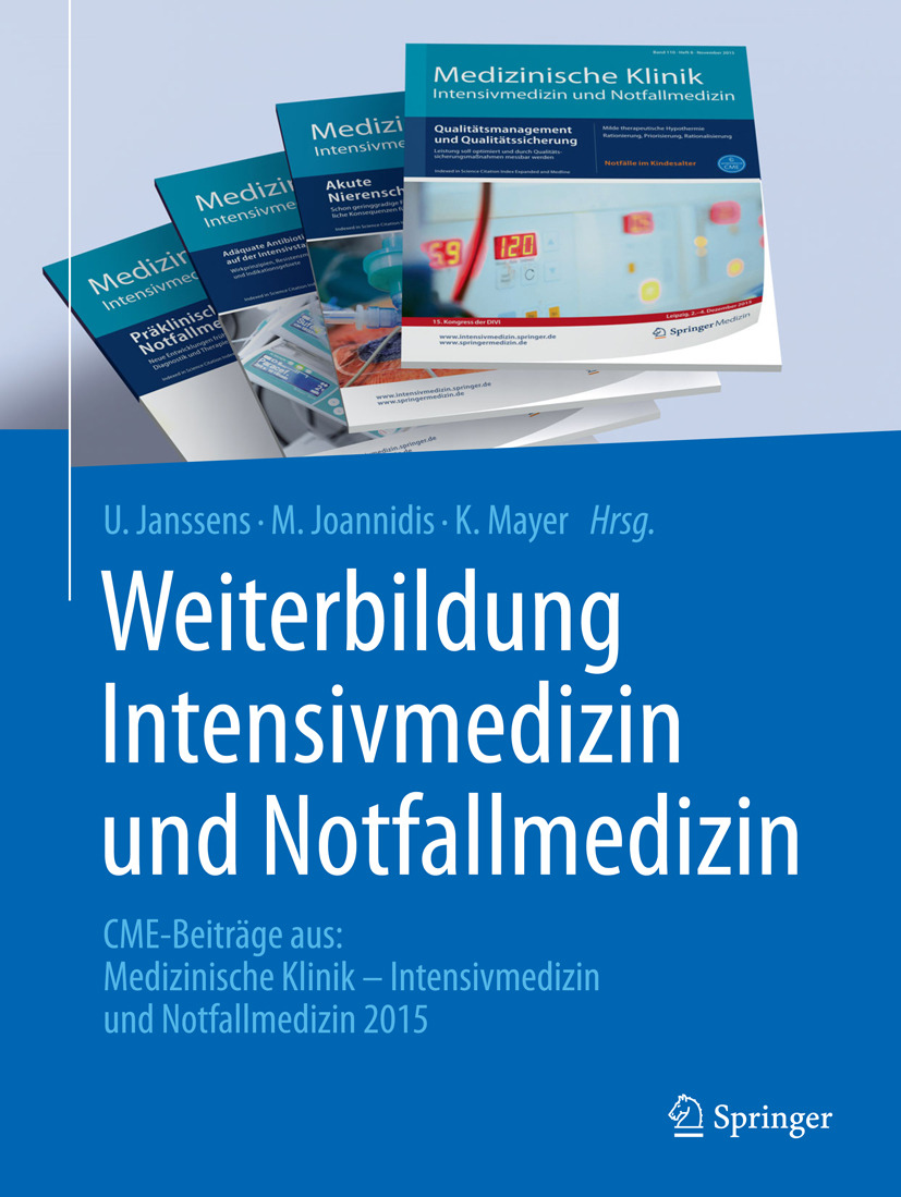 Janssens, U. - Weiterbildung Intensivmedizin und Notfallmedizin, ebook