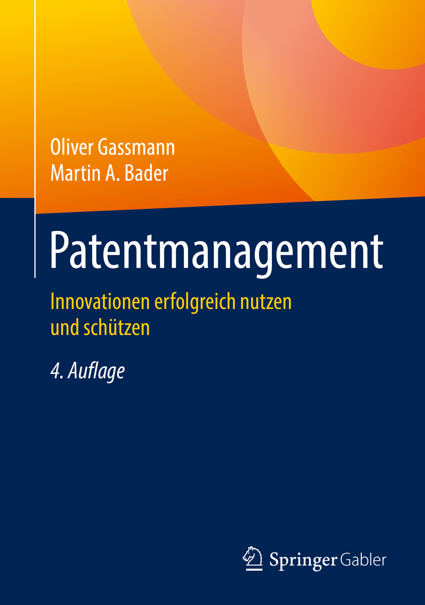 Bader, Martin A. - Patentmanagement, ebook