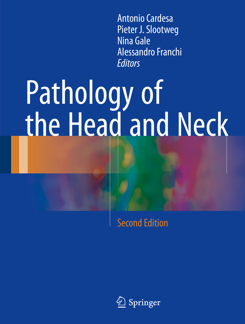 Cardesa, Antonio - Pathology of the Head and Neck, ebook