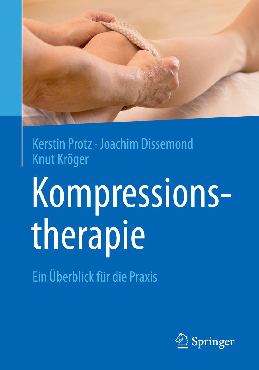 Dissemond, J. - Kompressionstherapie, e-bok