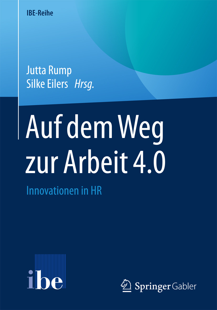 Eilers, Silke - Auf dem Weg zur Arbeit 4.0, ebook