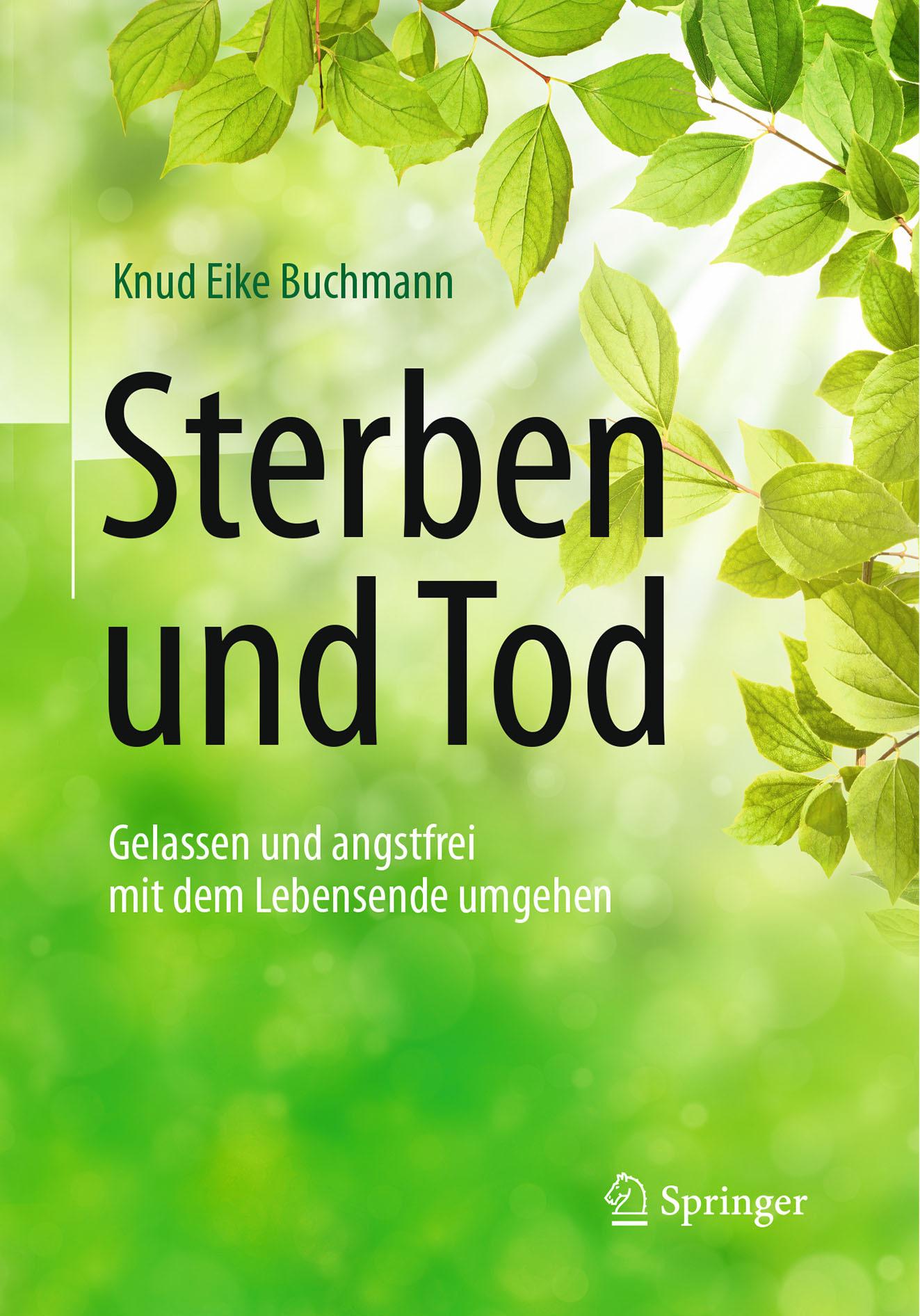 Buchmann, Knud Eike - Sterben und Tod, e-kirja