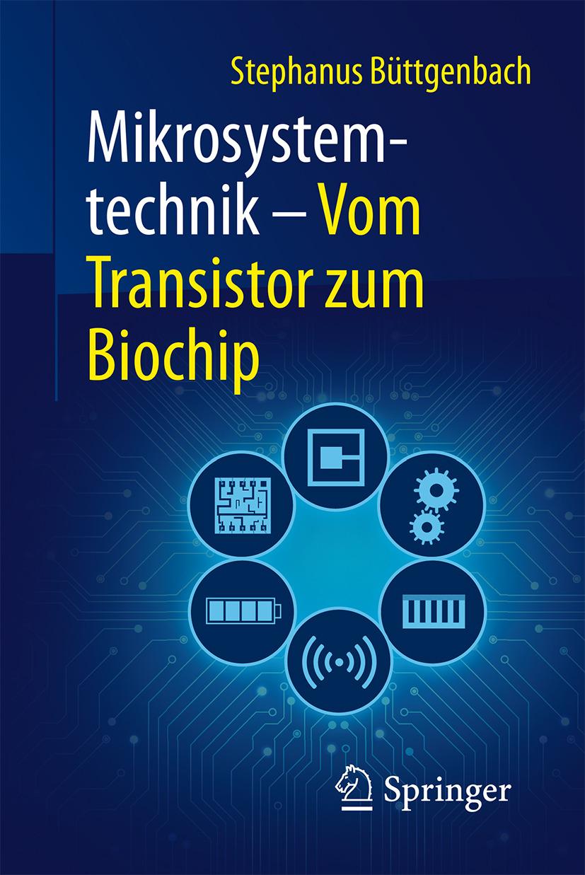 Büttgenbach, Stephanus - Mikrosystemtechnik, ebook