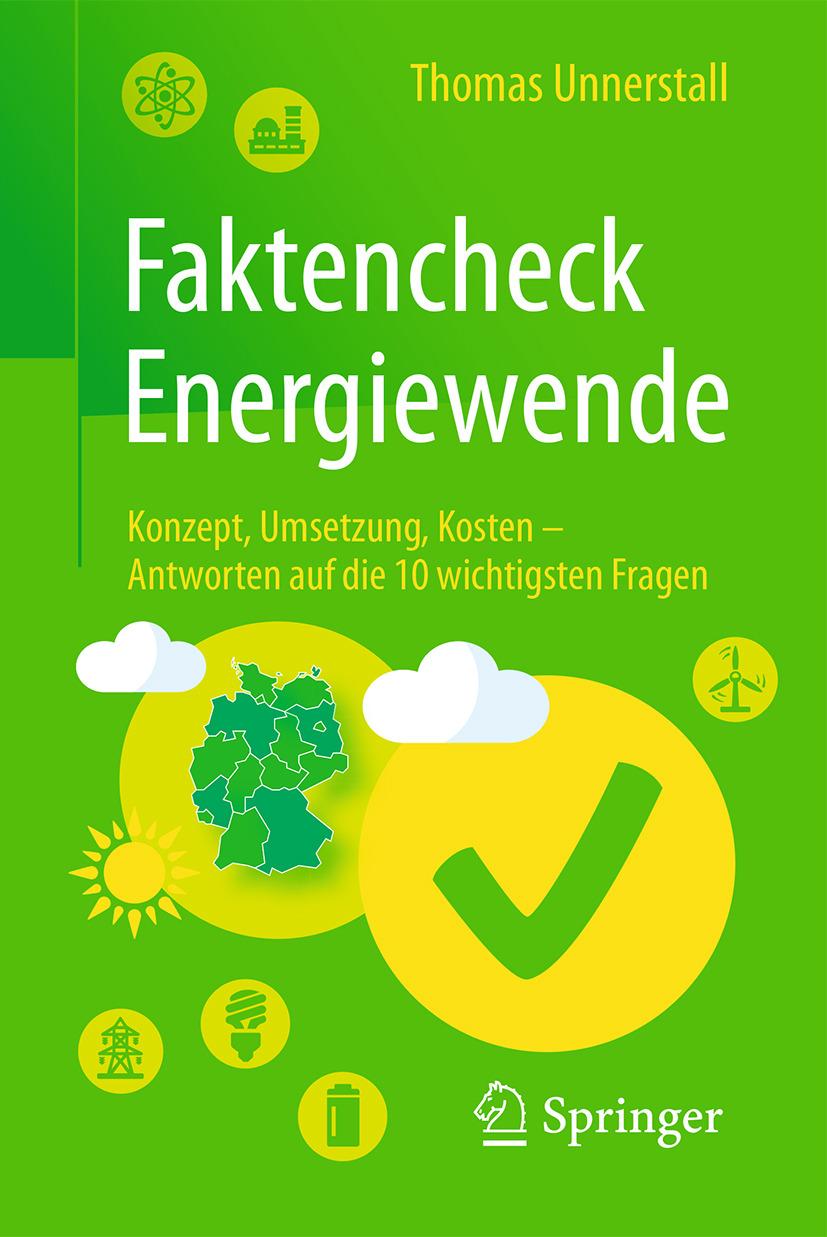 Unnerstall, Thomas - Faktencheck Energiewende, ebook