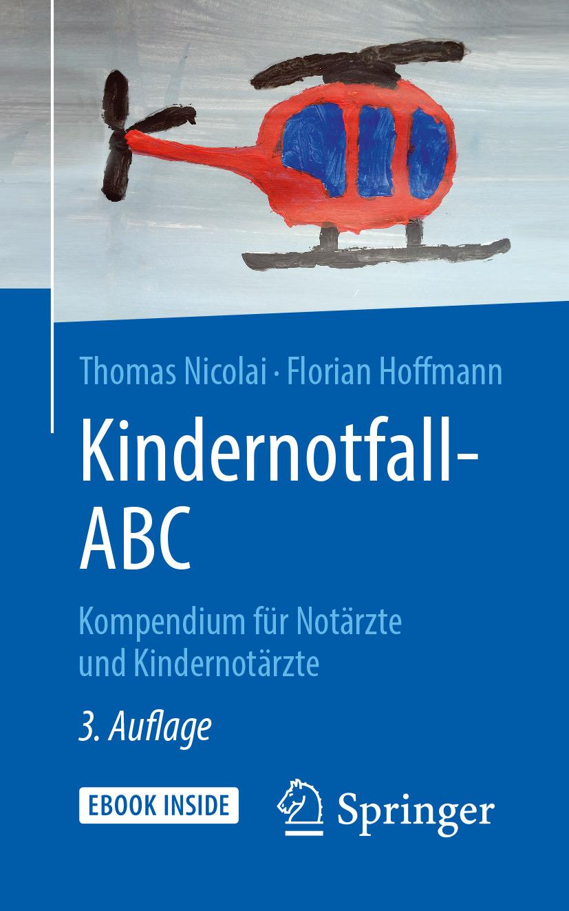 Hoffmann, Florian - Kindernotfall-ABC, ebook