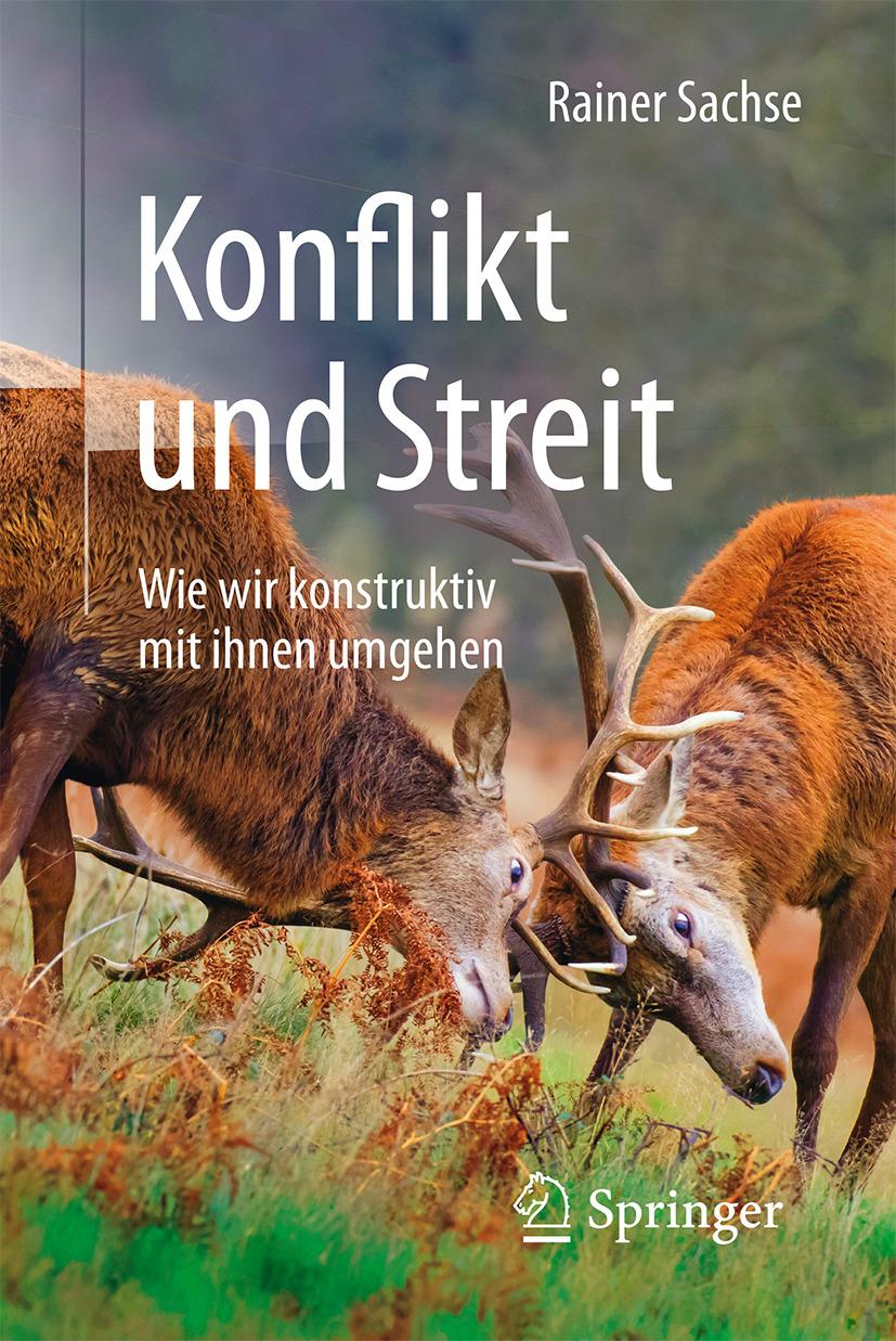 Sachse, Rainer - Konflikt und Streit, ebook