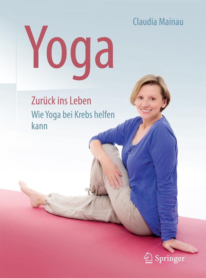 Mainau, Claudia - Yoga Zurück ins Leben, ebook