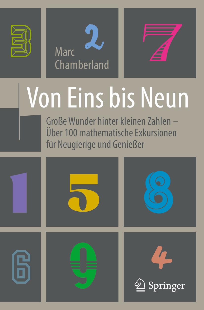 Chamberland, Marc - Von Eins bis Neun - Große Wunder hinter kleinen Zahlen, ebook