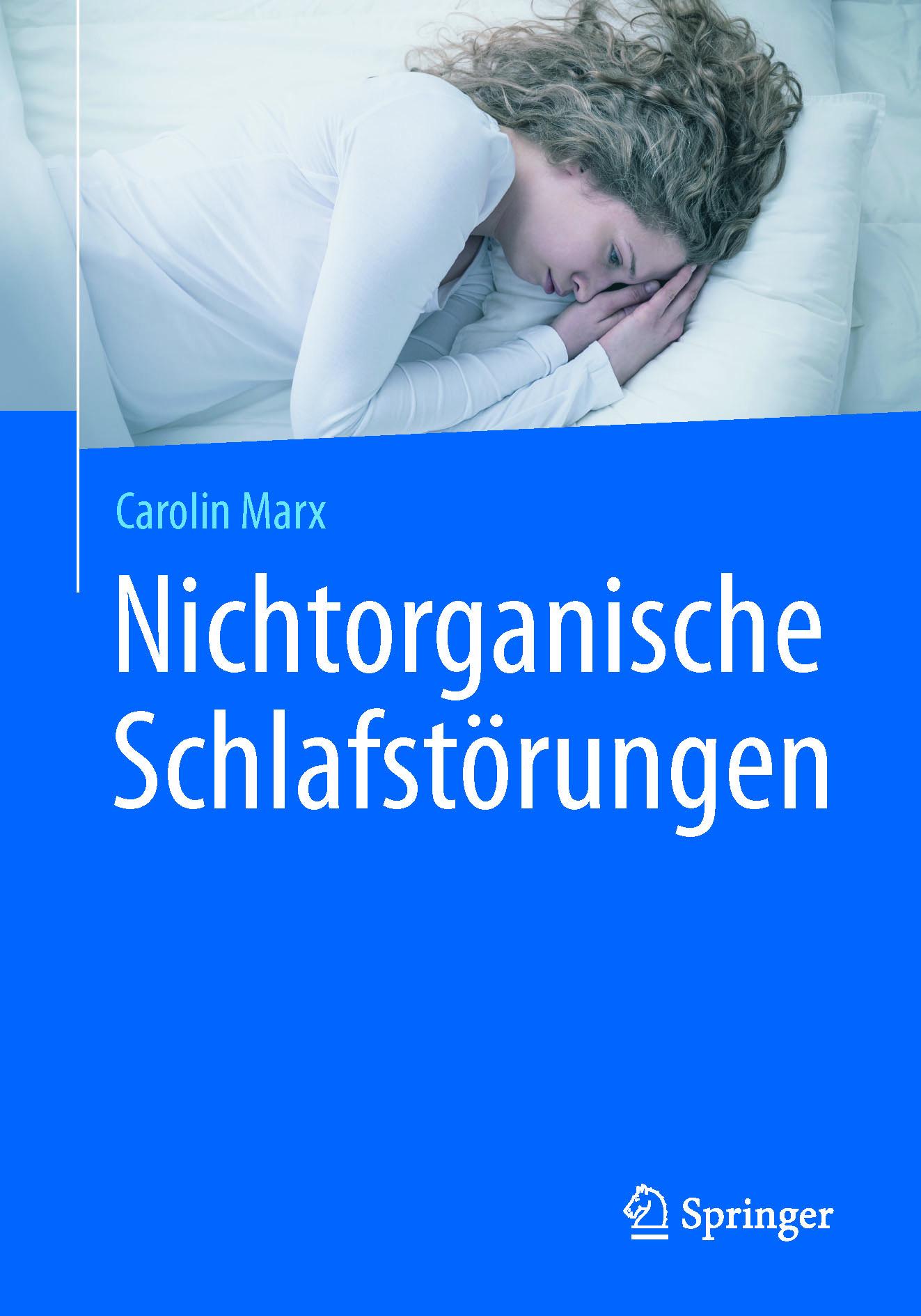 Marx, Carolin - Nichtorganische Schlafstörungen, ebook