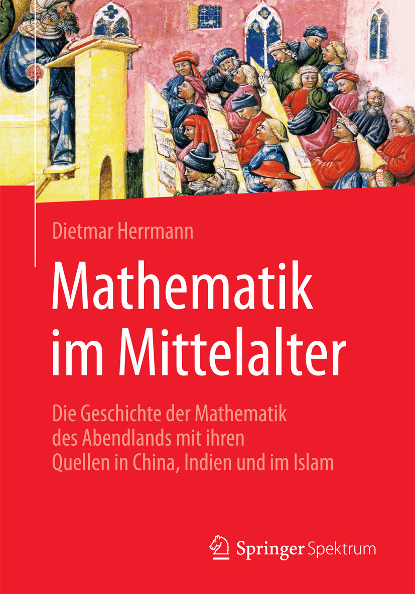 Herrmann, Dietmar - Mathematik im Mittelalter, e-kirja