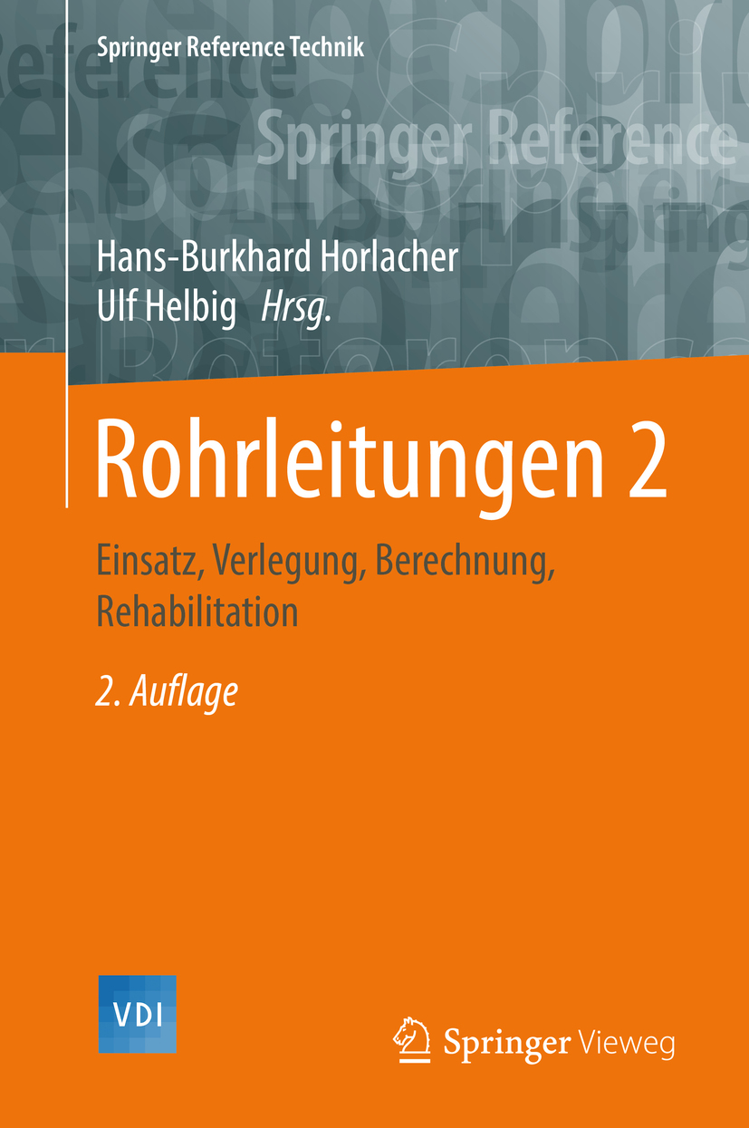Helbig, Ulf - Rohrleitungen 2, ebook