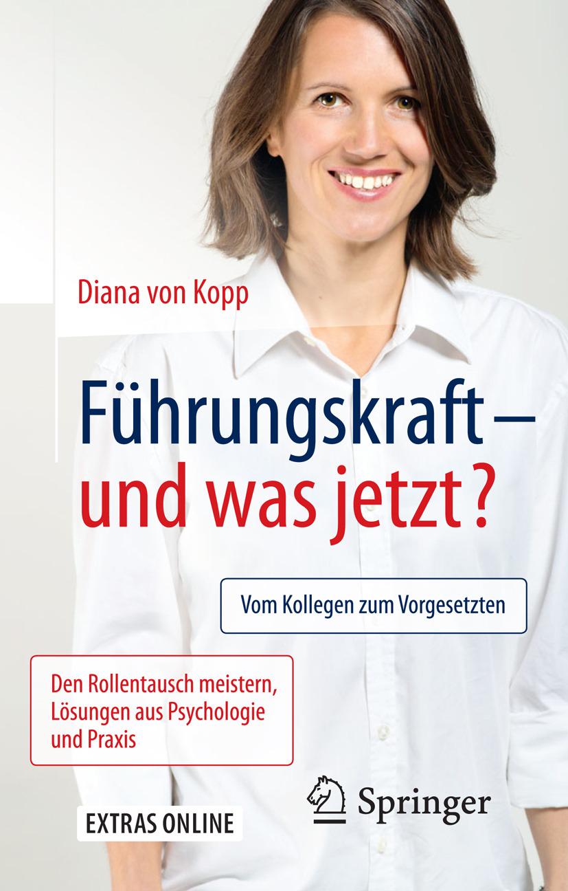 Kopp, Diana - Führungskraft - und was jetzt?, ebook