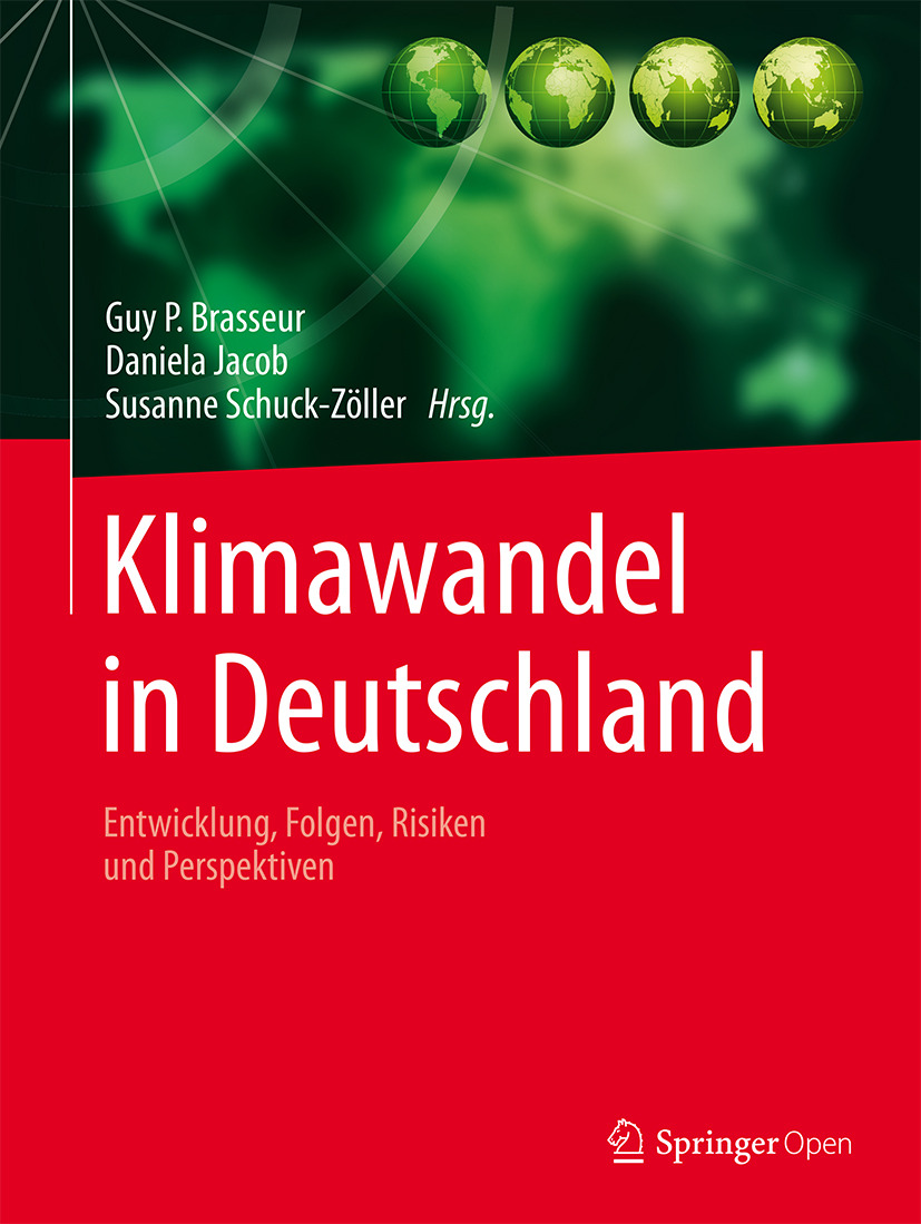 Brasseur, Guy P. - Klimawandel in Deutschland, ebook