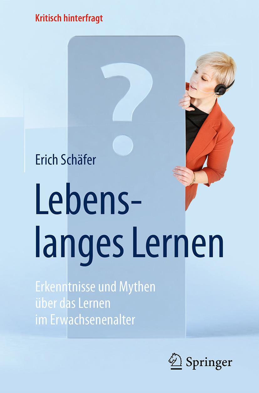 Schäfer, Erich - Lebenslanges Lernen, ebook