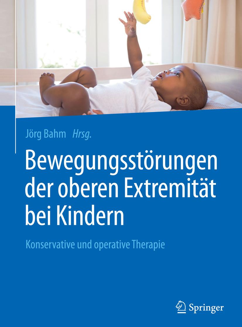Bahm, Jörg - Bewegungsstörungen der oberen Extremität bei Kindern, ebook