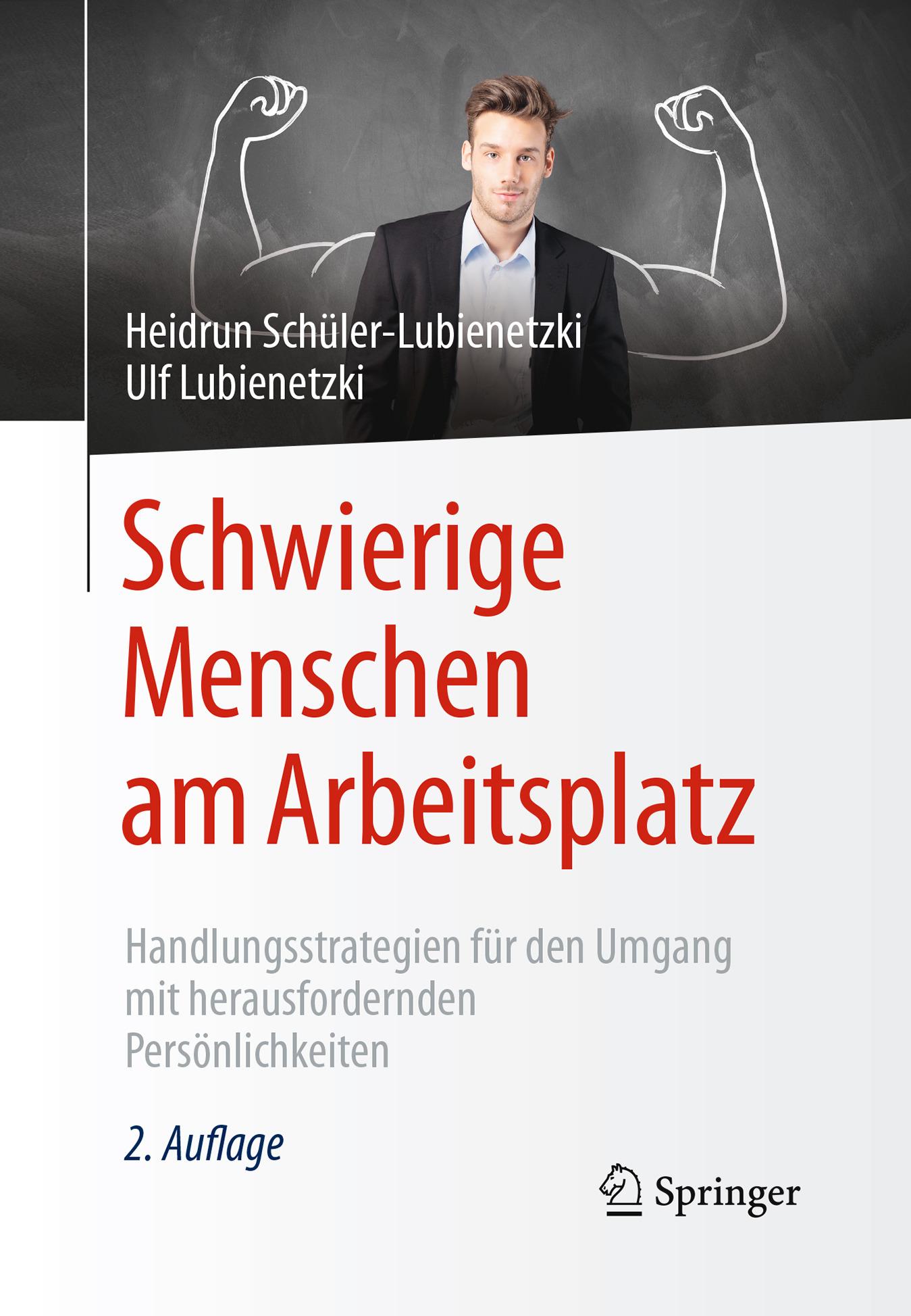 Lubienetzki, Ulf - Schwierige Menschen am Arbeitsplatz, ebook