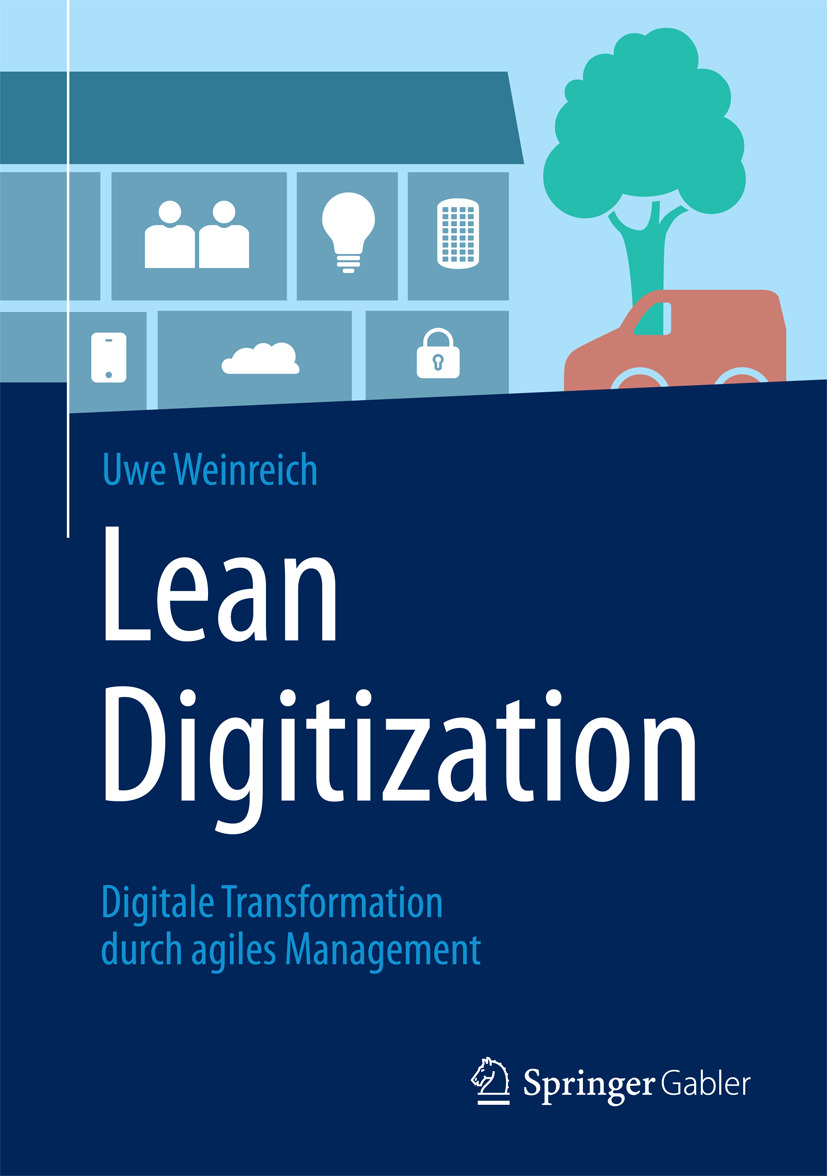 Weinreich, Uwe - Lean Digitization, ebook