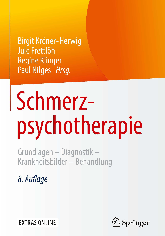 Frettlöh, Jule - Schmerzpsychotherapie, ebook