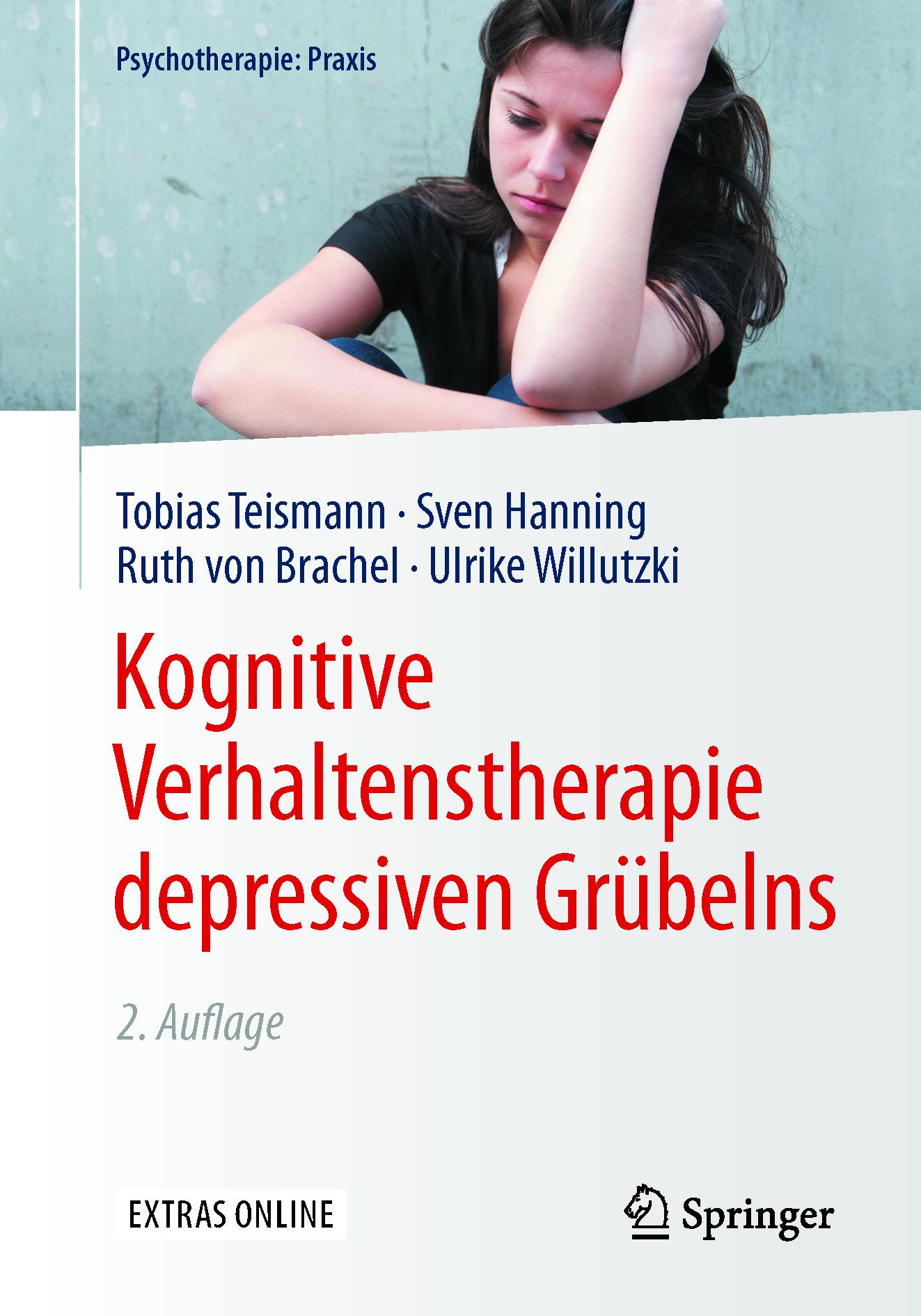 Brachel, Ruth von - Kognitive Verhaltenstherapie depressiven Grübelns, ebook