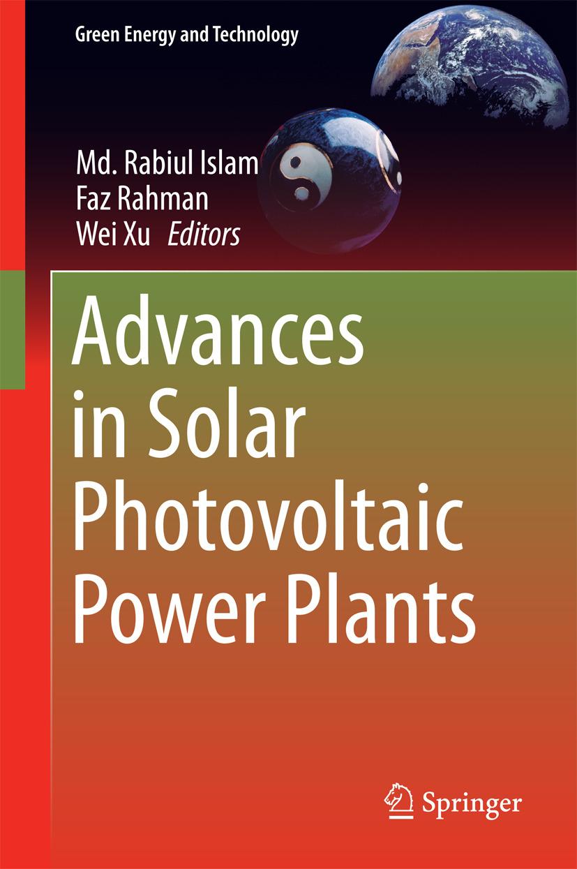 Islam, Md. Rabiul - Advances in Solar Photovoltaic Power Plants, ebook