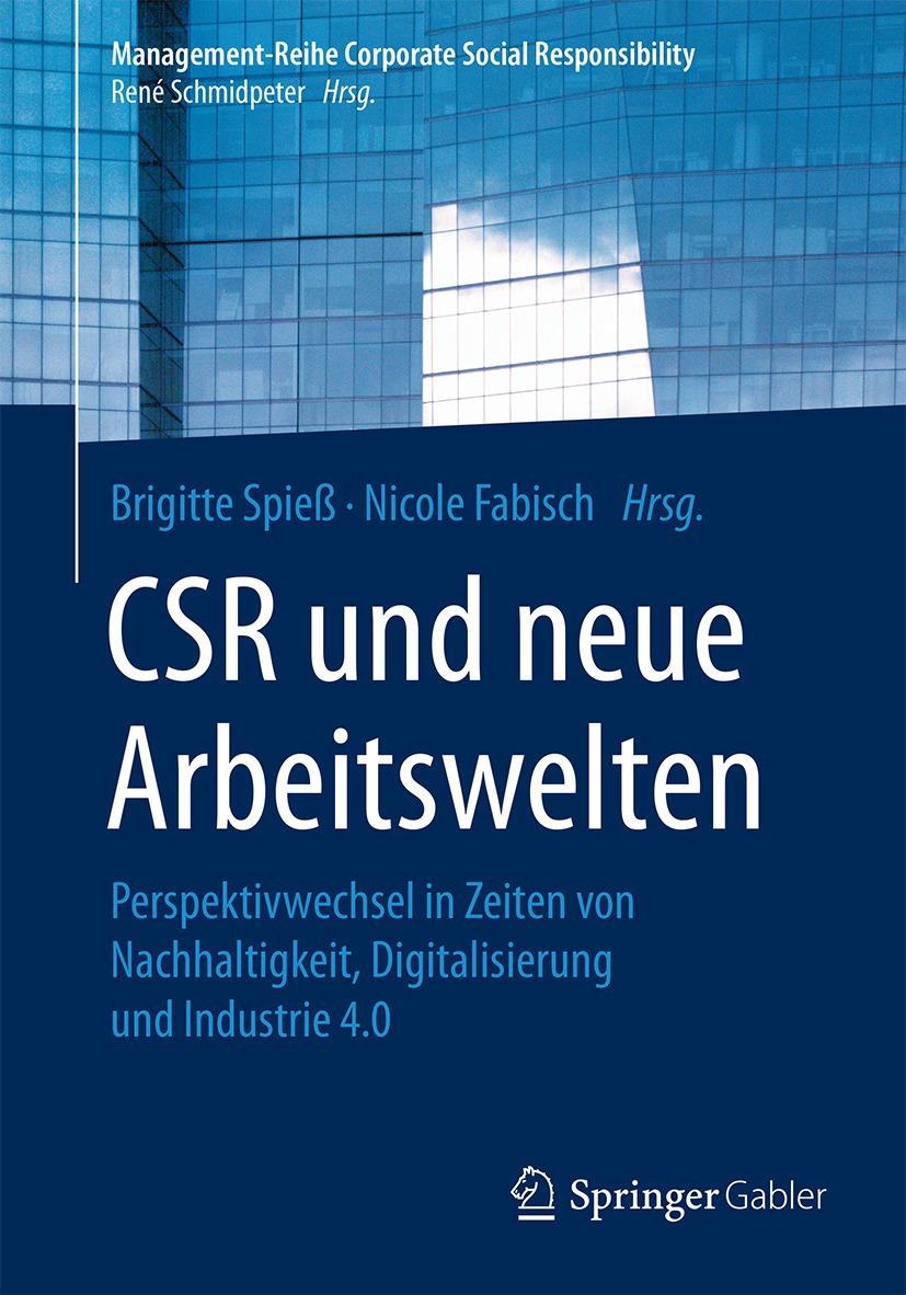 Fabisch, Nicole - CSR und neue Arbeitswelten, e-kirja