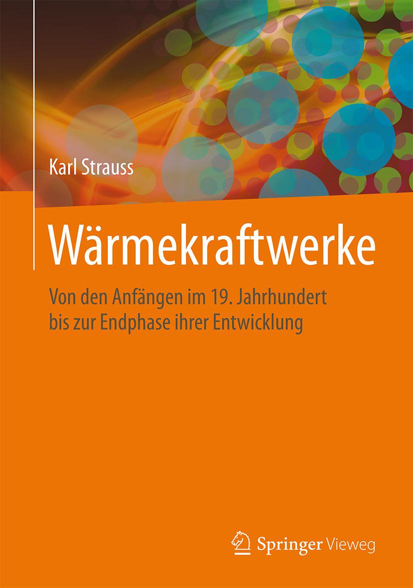 Strauss, Karl - Wärmekraftwerke, ebook