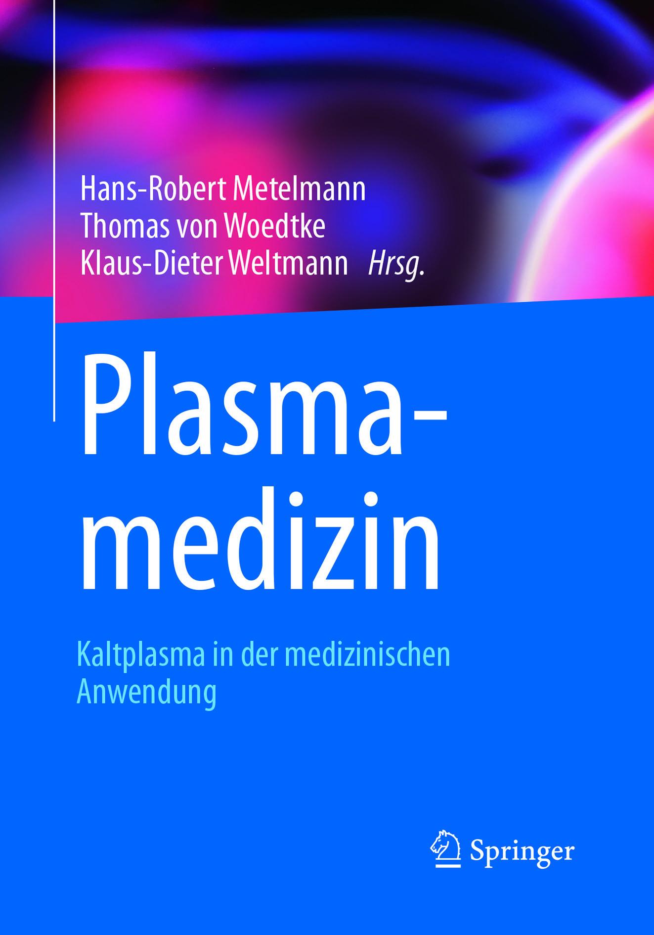 Metelmann, Hans-Robert - Plasmamedizin, ebook