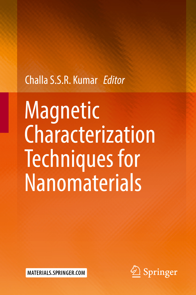 Kumar, Challa S.S.R. - Magnetic Characterization Techniques for Nanomaterials, ebook