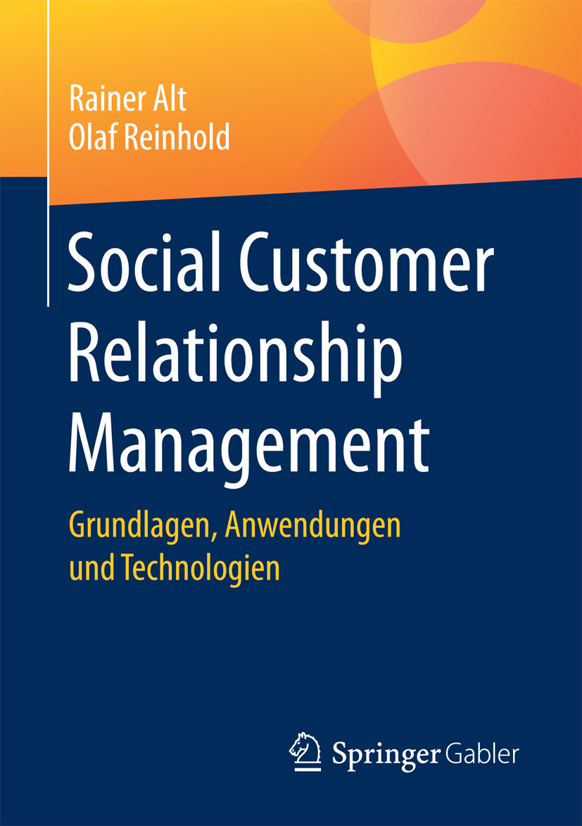 Alt, Rainer - Social Customer Relationship Management, ebook