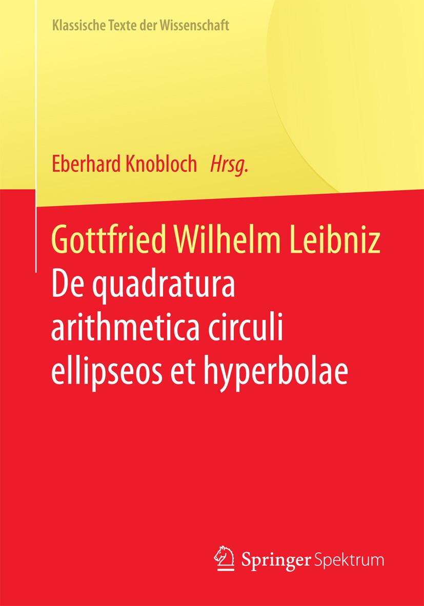 Knobloch, Eberhard - Gottfried Wilhelm Leibniz, ebook