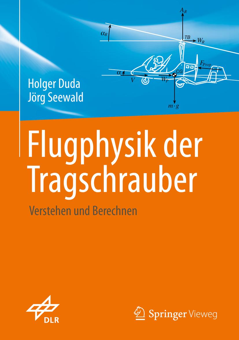 Duda, Holger - Flugphysik der Tragschrauber, ebook