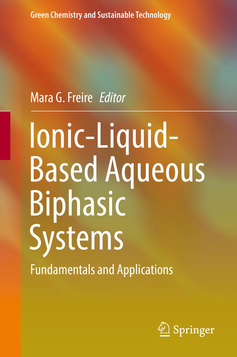 Freire, Mara G. - Ionic-Liquid-Based Aqueous Biphasic Systems, ebook