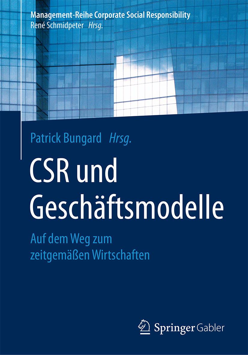 Bungard, Patrick - CSR und Geschäftsmodelle, e-kirja